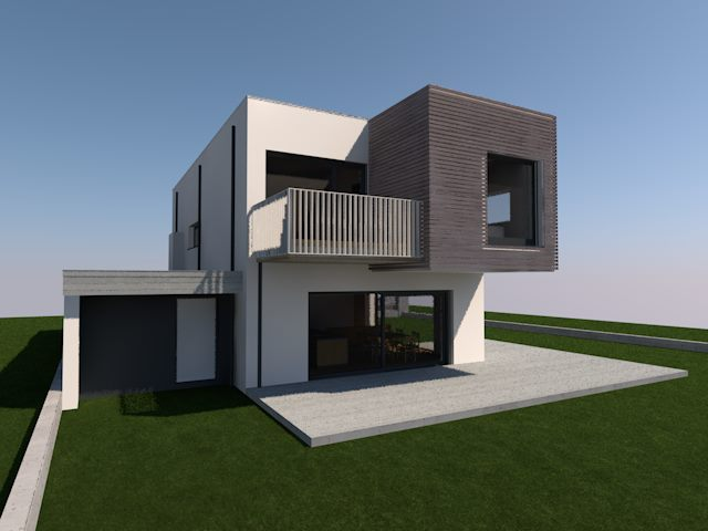 Baubeginn EFHDM